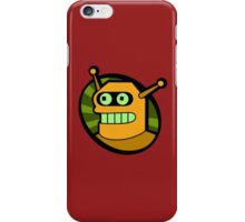futurama calculon iPhone Case/Skin
