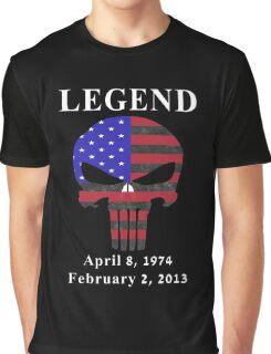 RIP Chris Kyle Memorial, the Legend Graphic T-Shirt