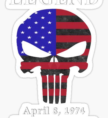 RIP Chris Kyle Memorial, the Legend Sticker