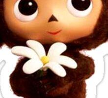 cheburashka Sticker