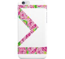 Sigma Letter iPhone Case/Skin
