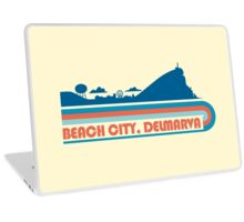 Beach City, DV Laptop Skin