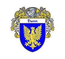 Dunn Coat of Arms/Family Crest Photographic Print