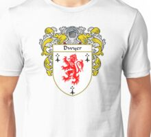 Dwyer Coat of Arms/Family Crest Unisex T-Shirt