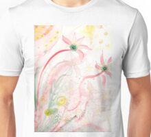 Summer flowers meadow Unisex T-Shirt
