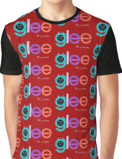 Glee logo by brittany Graphic T-Shirt