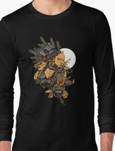 Space Girl Long Sleeve T-Shirt