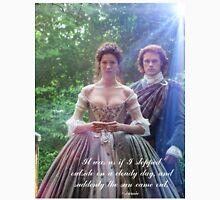 Outlander/Jamie Wedding day Quote Unisex T-Shirt