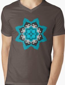 Leaf Dream Mens V-Neck T-Shirt