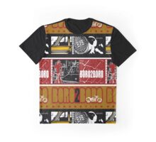 urban nation4 Graphic T-Shirt