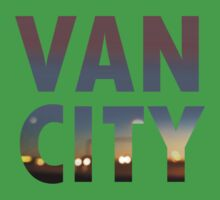 VanCity image within text One Piece - Short Sleeve