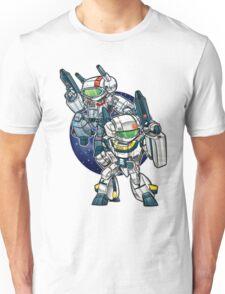 Robotech Skull Unisex T-Shirt