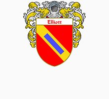 Elliott Coat of Arms/Family Crest Unisex T-Shirt