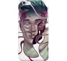 Justin Bieber, cracked! iPhone Case/Skin