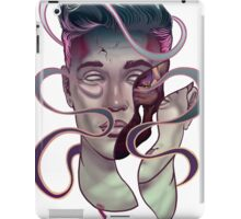 Justin Bieber, cracked! iPad Case/Skin