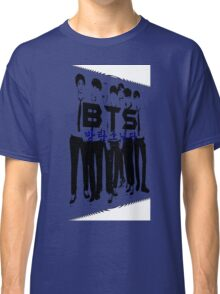 ♥♫BTS-Bangtan Boys K-Pop Clothes & Phone/iPad/Laptop/MackBook Cases/Skins & Bags & Home Decor & Stationary♪♥ Classic T-Shirt