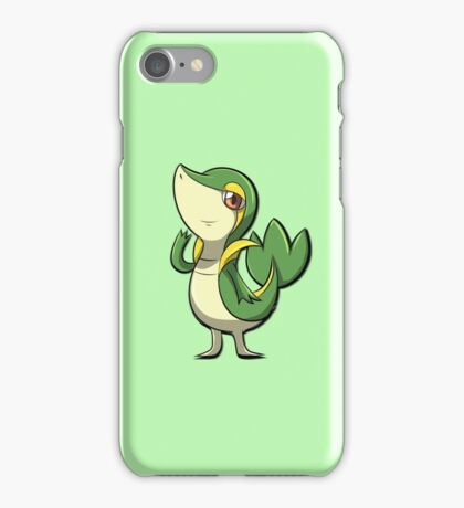 Snivy iPhone Case/Skin