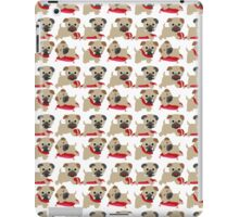 Playful Pug Puppies iPad Case/Skin