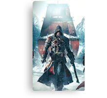 Assassin's Creed Rogue Canvas Print