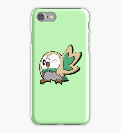 Rowlet iPhone Case/Skin
