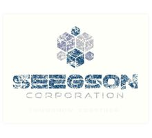 Seegson Corporation Art Print