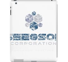 Seegson Corporation iPad Case/Skin