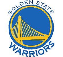 Golden State Warriors NBA Photographic Print
