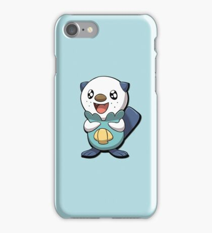 Oshawott iPhone Case/Skin