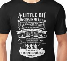 OUAT song. Version 2. Unisex T-Shirt