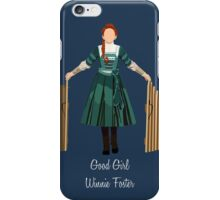 Good Girl Winnie Foster iPhone Case/Skin
