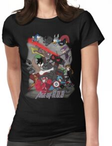 Age of R.O.B Womens Fitted T-Shirt