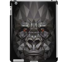 Polygon Gorilla iPad Case/Skin