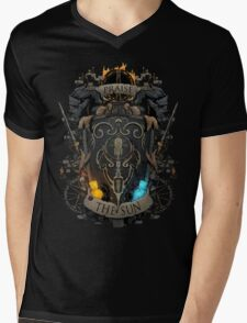 Ash to Embers Mens V-Neck T-Shirt