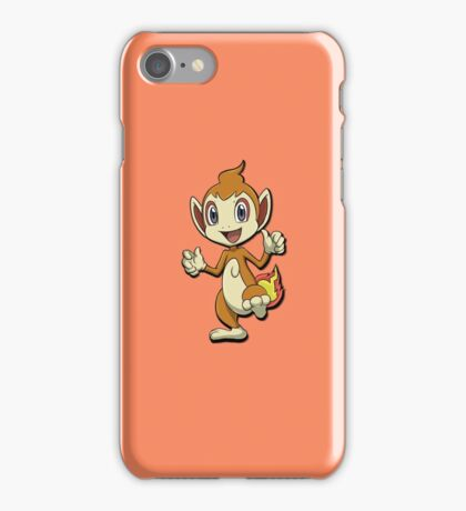 Chimchar iPhone Case/Skin