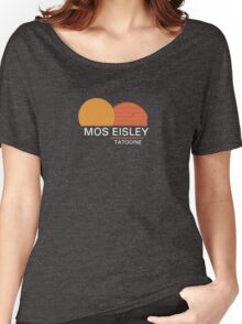 Star Wars Mos Eisley Women's Relaxed Fit T-Shirt