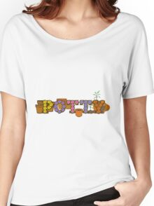 Potty - Special-Tees Women's Relaxed Fit T-Shirt