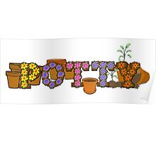 Potty - Special-Tees Poster