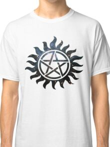 Supernatural Galaxy  Classic T-Shirt