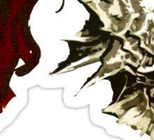 Dragon Slayer Ornstein Sticker