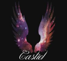 Castiel Galaxy Pink by iSharnie