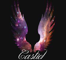 Castiel Galaxy Pink Unisex T-Shirt
