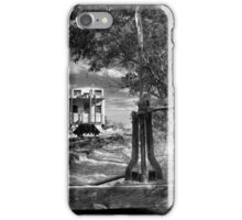 The Switch And The Caboose iPhone Case/Skin