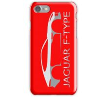 f-type iPhone Case/Skin