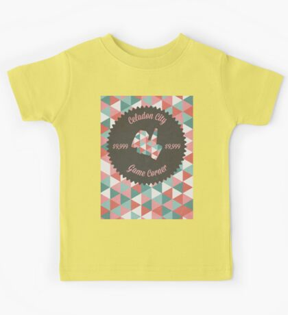 Celadon Game Corner Kids Tee