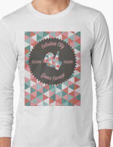 Celadon Game Corner Long Sleeve T-Shirt