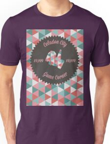 Celadon Game Corner Unisex T-Shirt