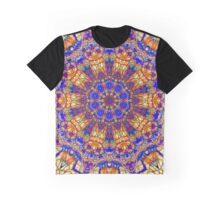 Ninnth Mandala Of Life For A Rosy Spring Graphic T-Shirt