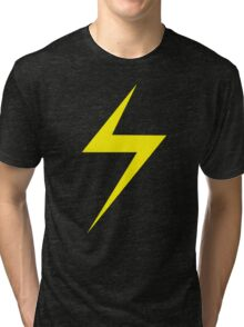 Ms. Marvel Tri-blend T-Shirt