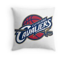 Cleveland Cavaliers II Throw Pillow