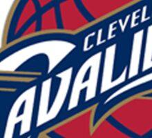 Cleveland Cavaliers II Sticker